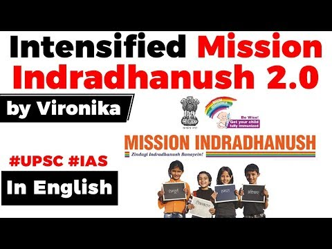 India to launch Intensified Mission Indradhanush 2.0, Health Minister reviews States preparedness thumbnail