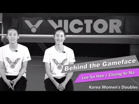 Behind the GameFace - Chang Ye Na/Lee So Hee Quick Challenge