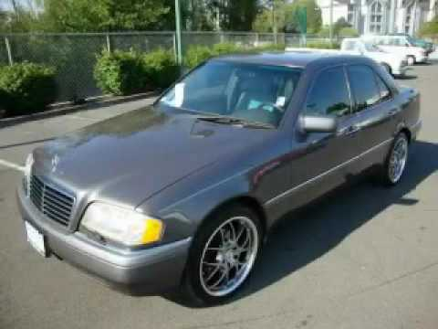 1995 mercedes benz c280 everett wa youtube