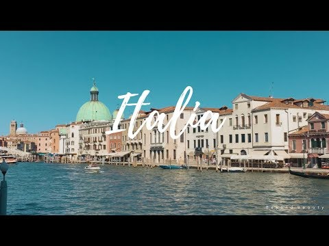 SUMMER TRIP⎥HELLO ITALIA 🇮🇹