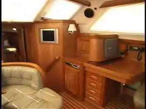 Tartan 4400 Test Sail