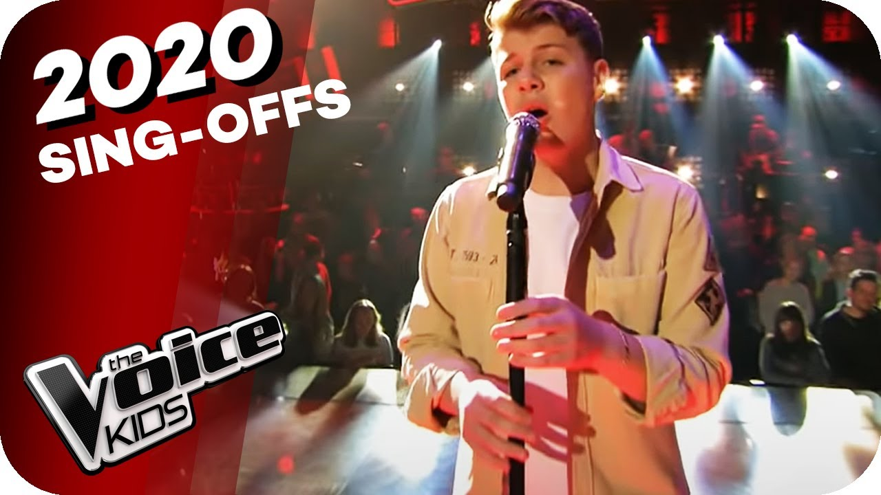 Sampha - Like the Piano (Bjondi) | The Voice Kids 2020 | Sing Offs