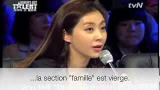 Choi Sung Bong Le sdf qui a fait pleurer le jury ( en français )