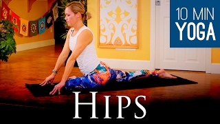 Hips: 10 Minute Yoga Class - Five Parks Yoga
