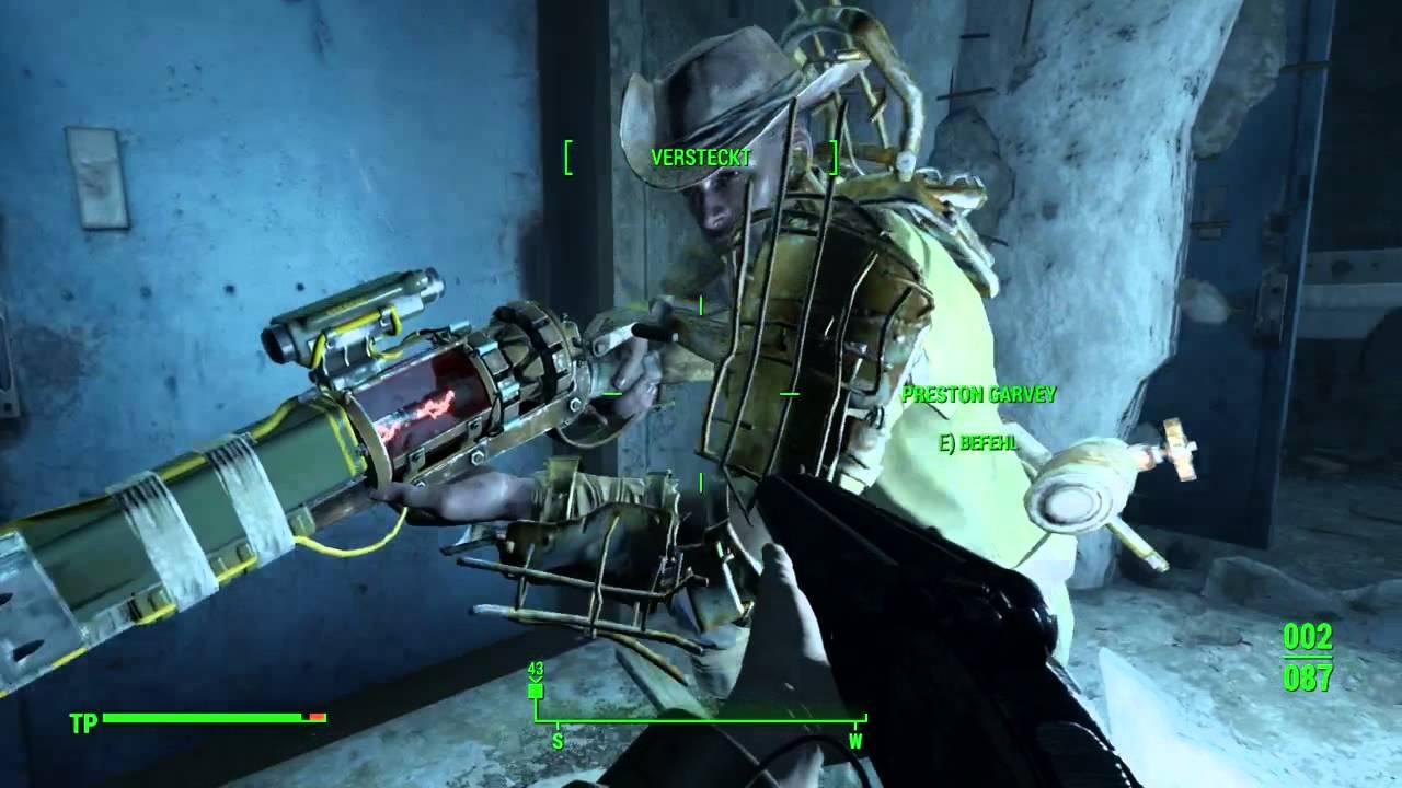 fallout 4 wasser gegner