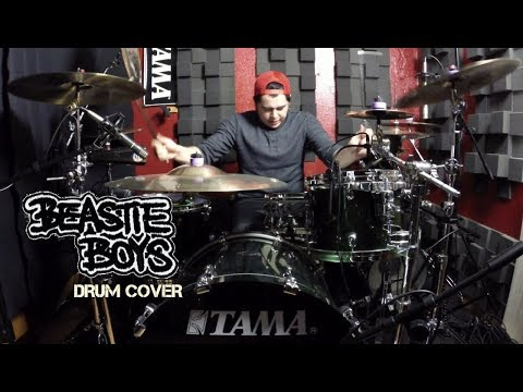 Beastie Boys - (You Gotta) Fight For Your Right (To Party) - Drum Cover 2018