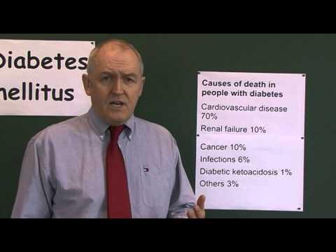 Diabetes 12, Mortality in DM