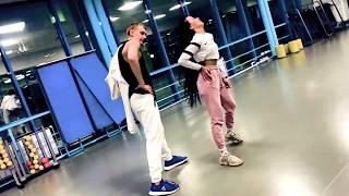 3-ий Январь - Фиолетовые мотыльки - Танец (jeny_miki & Vova) cмотреть видео онлайн бесплатно в высоком качестве - HDVIDEO