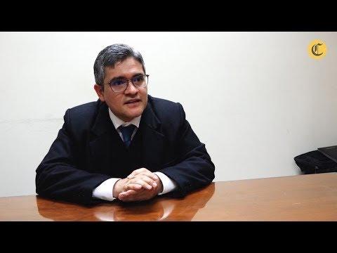 Fiscal José Domingo Pérez sobre el plazo de prisión preventiva contra Keiko Fujimori | El Comercio