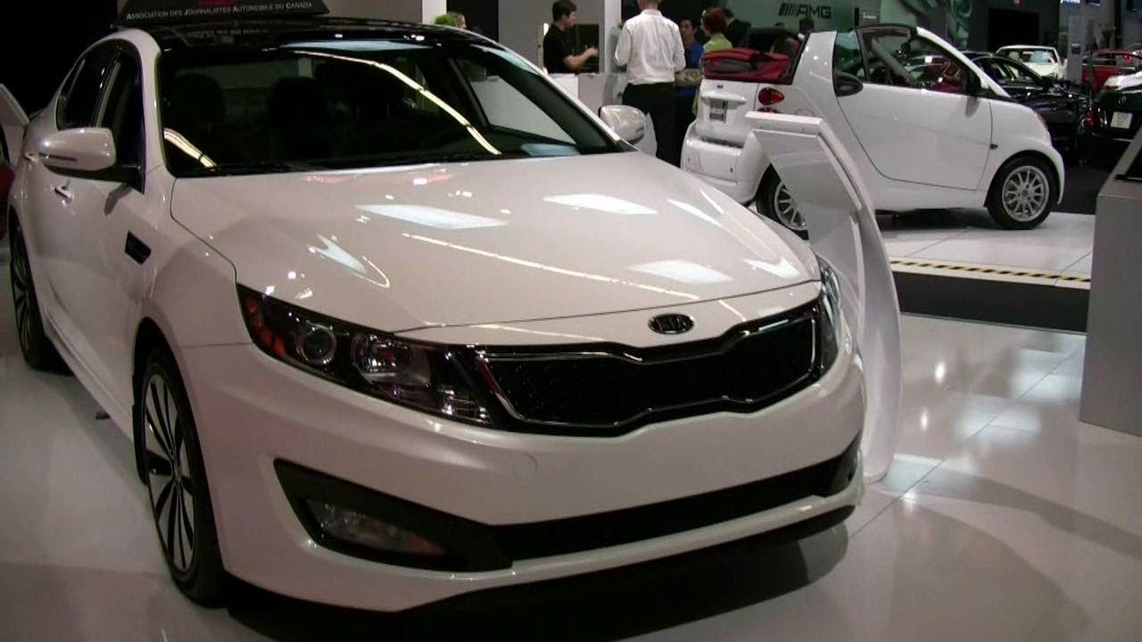 2012 kia optima sx t gdi exterior and interior at 2012. Black Bedroom Furniture Sets. Home Design Ideas