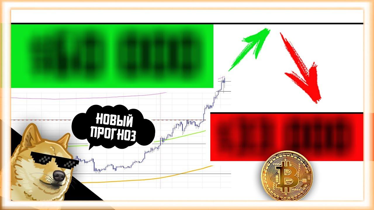 ? ВАЖНО: МОЙ ПРОГНОЗ $60 000   Биткоин Прогноз Крипто Новости   Bitcoin BTC Как заработать 2021 ETH