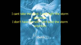 Mudvayne - 1000 Mile Journey ( lyrics)