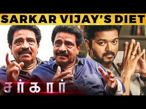 SARKAR Lively Scene with Thalapathy Vijay - Livingston Reveals! | Keerthy Suresh | SS 39