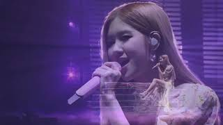ROSÉ「Let It Be, You And I, Look At Me Now」BLACKPINK IN YOUR AREA TOUR SEOUL DVD
