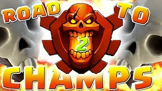 🔴ROAD TO CHAMPION 1🔴+BASE REVIEW