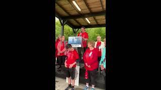 Stouffville 2019 Terry Fox Run  | Keith Acton