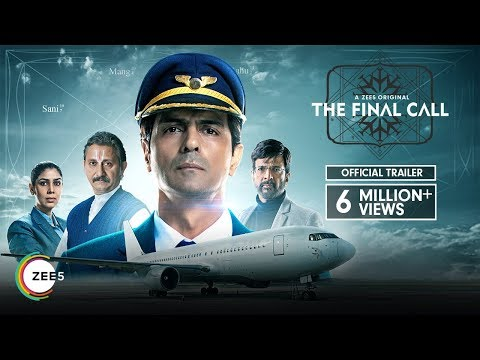 The Final Call | Official Trailer | A ZEE5 Original | Arjun Rampal | Streaming Now On ZEE5