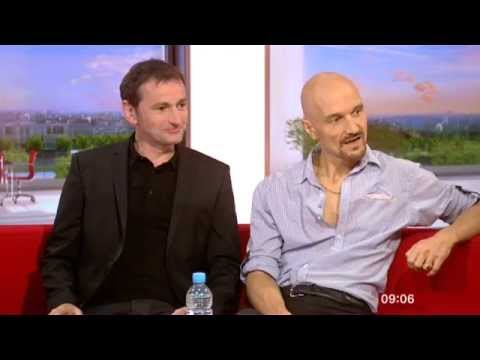 James Interview BBC Breakfast 2014