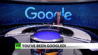 Google 'illegally' sharing info with police, hack reveals (Full show)