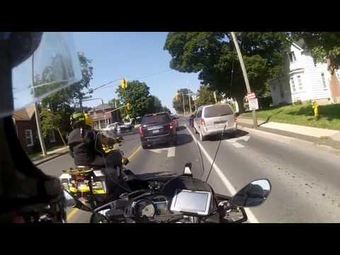 Ride out of Trenton Ontario 2013