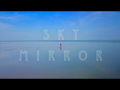 Beautiful Trip to Sky Mirror in Kuala Selangor, Malaysia. [in clear 4k/ HD1080 ]