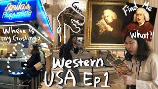 [여행] 14박 15일 미국서부여행 EP 1 l WES…