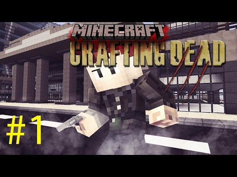 MAN OVERBOARD   Minecraft Crafting Dead #1 S3