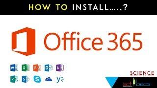 [FULL] Cara Instal Office 365 dan Aktivasinya LANGSUNG
