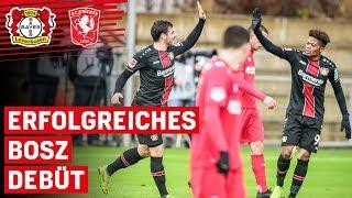 Bayer 04 Leverkusen - Twente Enschede 4:0 | Überzeugender Sieg bei Bosz-Premiere | Highlights