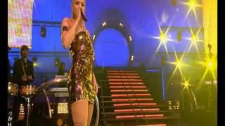 Shakira  ___  She Wolf___   Live  in Paris  Starfloor  Night 2009 hd