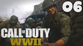 CALL OF DUTY WW2 (FR) - 06 - MODE HISTOIRE : DOMMAGE COLLATÉRAUX !