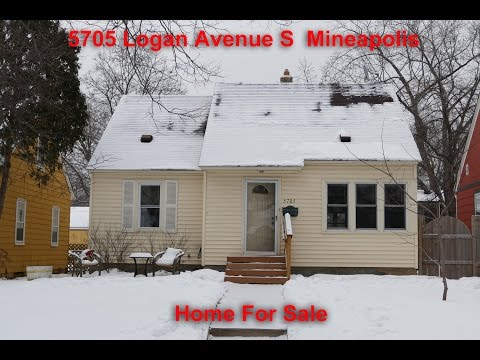 5705 Logan Avenue S, Minneapolis, MN 55419- Home For Sale