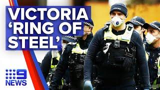 Coronavirus: Victoria prepares for second lockdown | 9 News Australia