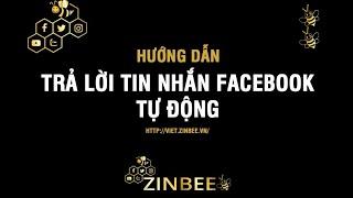 Trả lời tin nhắn tự động bằng Zinbee - Inbox Zinbee