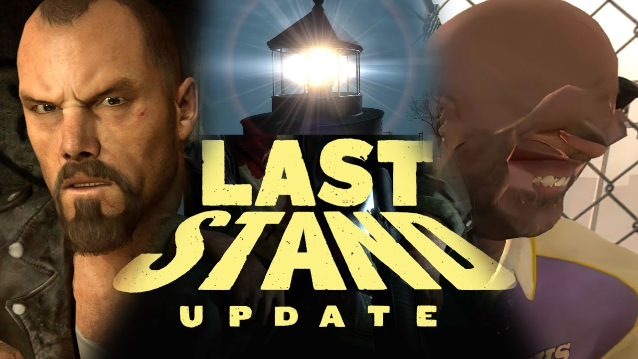 Download L4D2 - The Last Stand Update