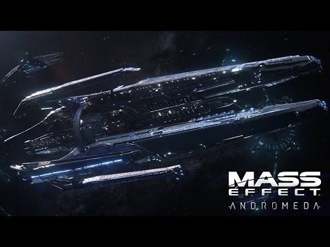 Mass Effect: Andromeda - Intro