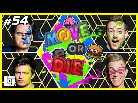 Move or Die met Don, Jeremy, Ward en Milan | XL Battle | LOGS1 #54