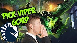 Kuro Whispered In My Ear: Pick Viper for Liquid Invite