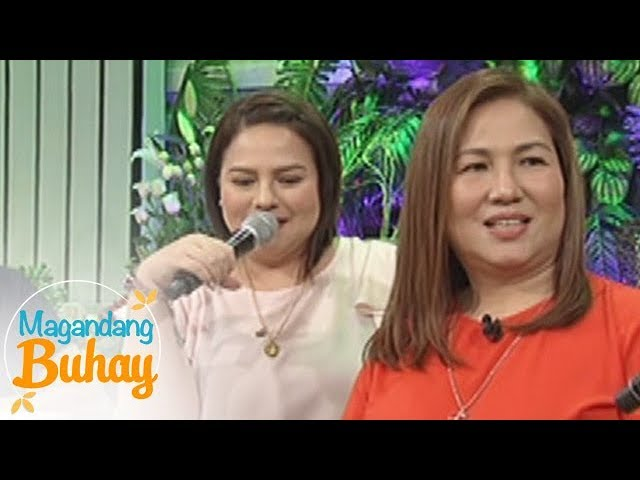 Magandang Buhay: Momshie Min and Momshie Karla's comment on KathNiel