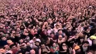QOTSA Feat. Eddie Vedder - Little Sister (Live in Chile 2013)