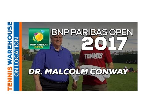 How to prevent and treat common tennis injuries (with Dr. Malcolm Conway)