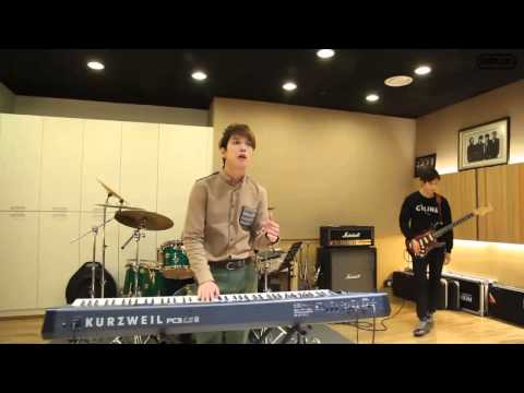 Naver Bonus:CNBLUE's practice room video