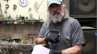 Ed Edmunds of Distortions praises his Paasche Airbrush
