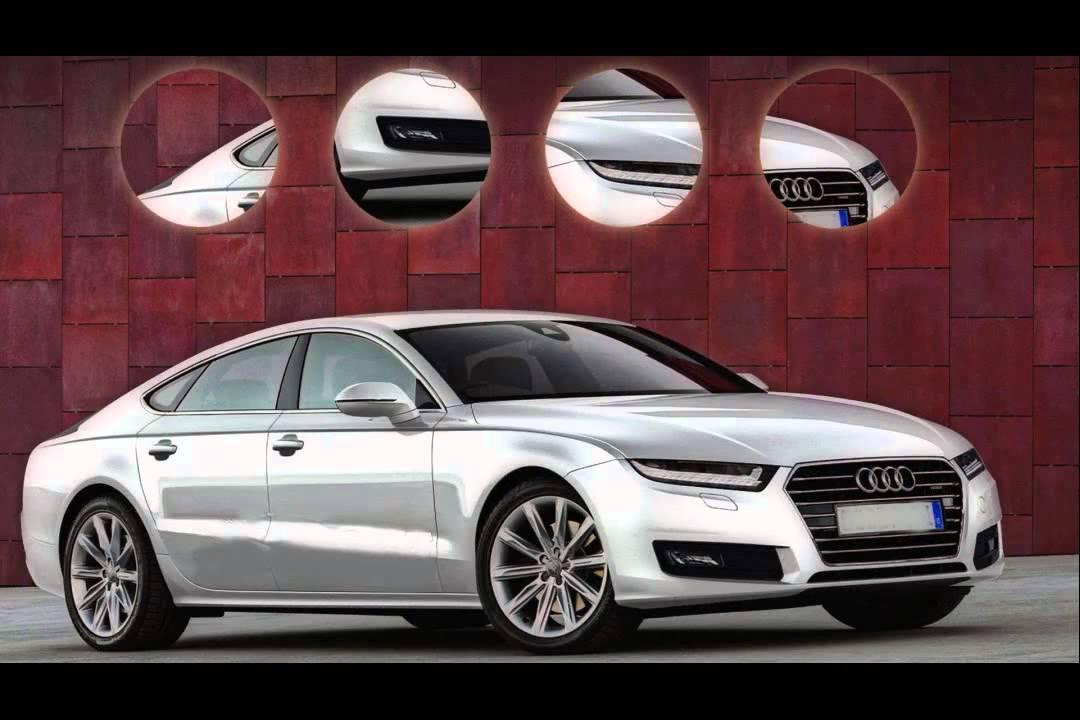 2018 Audi A9 Concept