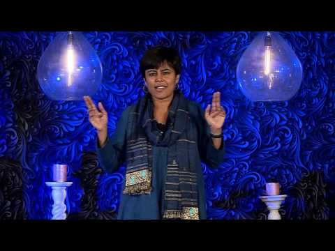 Decoding the Gita, India's book of answers | Roopa Pai | TEDxNMIMSBangalore