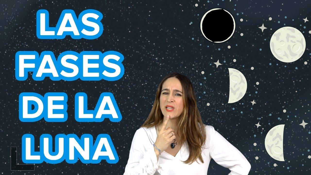 Por qué vemos diferentes fases de la luna | Ciencia divertida para niños