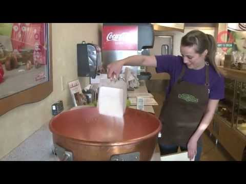 Off The Desk - Rocky Mt  Chocolate Factory