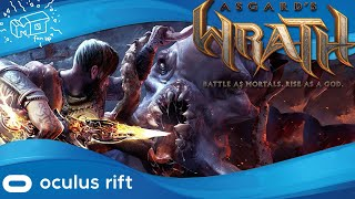 ASGARD´s WRATH / Oculus Rift ._. first impression / lets Play / deutsch / german
