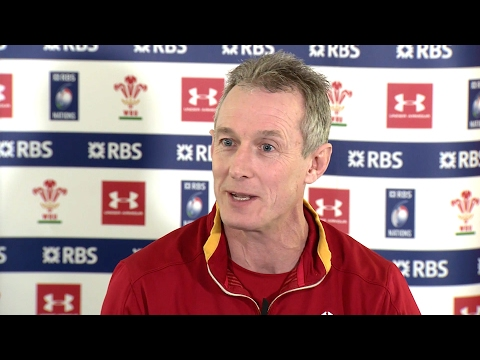 Rob Howley & Alun Wyn Jones Full Pre-Match Press Conference - Wales vs England - Six Nations