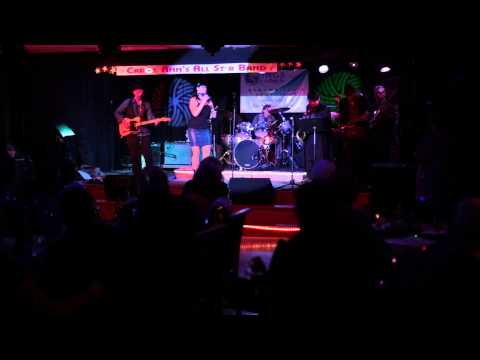 Voo do do - Markey Blue - Tennessee Rhythm & Blues Society Jam